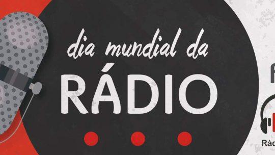 13 de fevereiro – dia mundial da rádio
