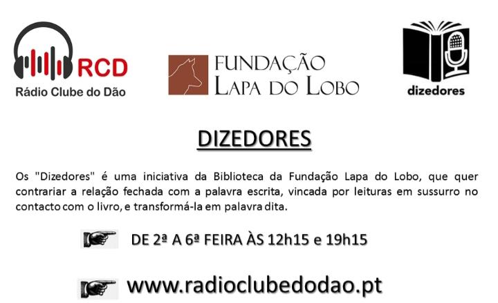 DIZEDORES na Rádio Clube do Dão