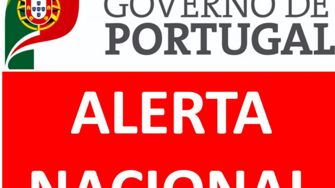 Governo assina Declaração da Situação de Alerta