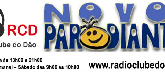 Novos parodiantes de Lisboa na Rádio Clube do Dão