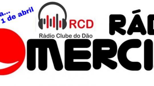 RÁDIO CLUBE DO DÃO E RÁDIO COMERCIAL – ASSINAM PROTOCOLO – MENTIRA 1 DE ABRIL