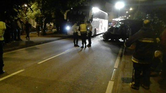 Acidente em Algerás (Nelas) provoca 2 feridos graves