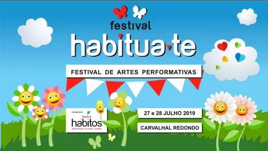 FESTIVAL HABITUA-TE – CARVALHAL REDONDO  – NELAS