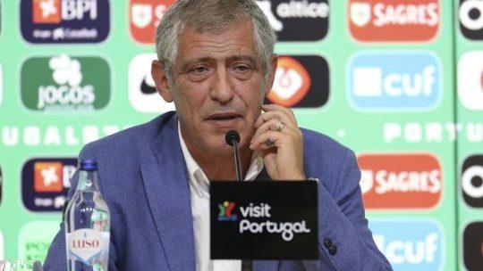 Fernando Santos já divulgou os convocados para Sérvia e Lituânia